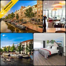 4 Tage 2P Amsterdam 4★ Hotel Amstelveen Kurzreise Hotelgutschein Reiseschein ÜF