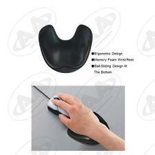Ergonomic Ball-Sliding Wrist Rest WR-001 for Mouse Pad Laptop PC Computer