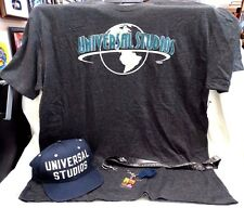 Universal Studios Double Applique T-Shirt, Hat & More