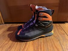 Scarpa Rebel Pro Gtx Carbon Mountaineering Boots Eu 44.5 Us 11