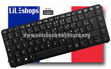 Clavier Français Original Pour HP ZBook 15u G2 Mobile Workstation Backlit