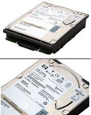 HP FIBRE CHANNEL 300GB 10k BD3005B779 BD3005B779 HUS103030FLF210 HARD DISK - F96