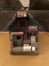 M.L. Studtman Original Bird House