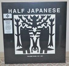 HALF JAPANESE Volume 4 1997-2001, Limited 3LP BOX SET RSD 2016 New & SEALED!