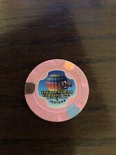 New listing $2.50 Hollywood Casino Chip Lawrenceburg Indiana