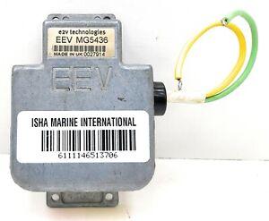 E2V Technologies EEV MG5436 X-Band Marine Radar Magnétron 27914