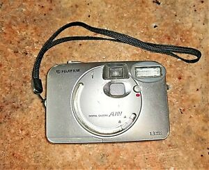 Fuji film  FinePix digital camera with UBS connector