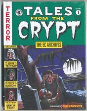 EC Archives: TALES FROM THE CRYPT, Vol. 1 [HC]