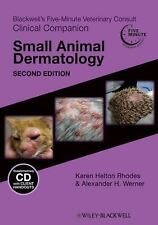 Blackwell's Five-Minute Veterinary Consult Clinical Companion: Small Animal Derm