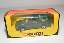 ^ CORGI TOYS 498 FORD ESCORT 55 VAN JOHN LEWIS PARTNERSHIP JONES MINT BOXED