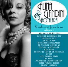 Alina Gandini & Hotelera - El Rock es mi Forma de Ser CD
