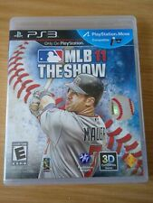 MLB 11: The Show (Sony PlayStation 3, 2011)- B6