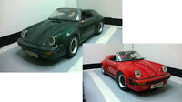 1/18 Pièces détachés Porsche 911 / 964 Speedster Maisto