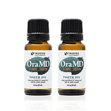 2 Pack OraMD Extra Strength, Clinically proven to kill periodontal bacteria.