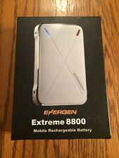 Energen Extreme 8800mAh Battery Power Bank (White) is compatible with Apple i