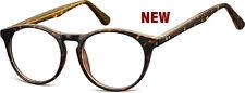 SUNOPTIC CP 146 Brille Fassung Hornbrille Kunststoff Brillenfassung Neu Optik