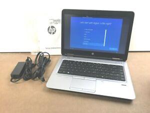 HP ProBook 645 G3 A10 PRO-8730B 8GB 500GB DVDRW GbE WiFiN 14W W10P NOB ✅❤️️WTY
