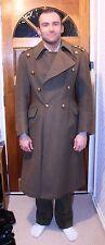 WW2 British Army Uniform service dress jacket trousers greatcoat Savile Row REME