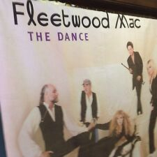 Fleetwood Mac Poster Cloth Banner Tapestry The Dance Vintage Huge