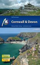 REISEFÜHRER Cornwall & Devon 2014/15, England, Michael Müller Verlag, UNGELESEN
