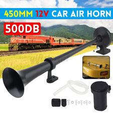 500DB Fanfare Hupe Druckluft Lufthorn mit Kompressor Horn für Auto PKW LKW DE