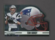 2015 Panini Prizm Die-Cut Tom Brady New England Patriots