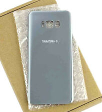 New Battery Cover Glass Housing Back Door for Samsung Galaxy S8 Plus G955 Silver
