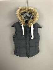 SUPERDRY Gilet/Bodywarmer - Size Small - Navy - Great Condition - Women's