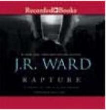 Rapture J. R. Ward Unabridged AUDIO BOOK CD Fallen Angels Bk 4 good evil memory