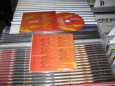 MECANO ANA TORROJA ENRIQUE BUNBURY AMARAL TIZIANO FERRO ARGENTINA PROMO CD 2004