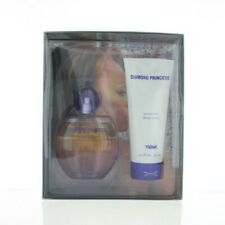 Diamond Princess 2 Piece Gift Set with 3.3 Oz by Trina NEW For Women