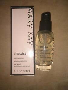 Mary Kay TimeWise Night Solution 29ml/1oz. NIB