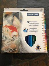Staedtler Assorted Watercolor Pencils 24-pc