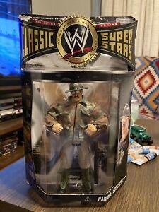 Sgt. Slaughter Jakks Classic WWE Superstars Series 2 WWF