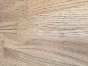 Solid Oak Wood Worktop, 35-40mm staves, Hard Timber, Real Wooden Worktops!!!
