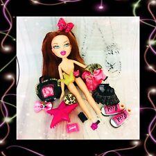 ❤️BRATZ PLAY SPORTZ MEYGAN Blazin Bowlin Doll MGA RARE HTF & Most Accessories❤️