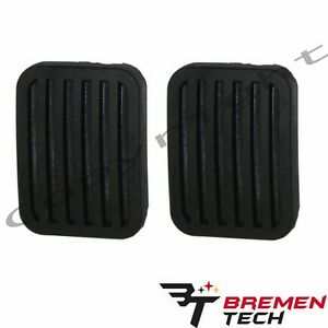 A+ Quality Brake Clutch Pedal Pad Fits VOLVO 240 260 740 760 OE# 666176 2 pcs