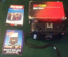 VINTAGE HORIZON 35MM CAMERA -  MODEL HZ 35 - WITH ORIGINAL BOX & INSTRUCTIONS
