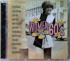 WOMEN OF THE '60S - VA - '60's GIRLS - VILLAGE SQ. MUSIC / UNIVERSAL - SEALED CD