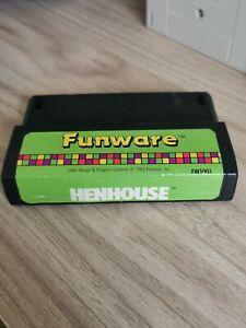 Texas Instruments TI99/4a Henhouse cartridge by Funware RARE