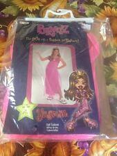Bratz Yasmin Girls Child Halloween Costume 7-10 Brand New + Sparkle Heart Tiara
