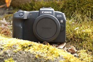 Canon EOS R 30.3MP Digital Camera - Schwarz KIT <1000 0% Auslösungen