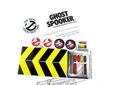 Replacement sticker//label//decal sheet Kenner Ghostbusters 1988 Ghost Spooker