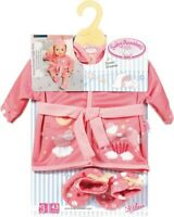 NEW BABY ANNABELL SWEET DREAMS NIGHT ROBE 43CM NIGHTWEAR ZAPF CREATIONS
