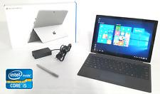 Microsoft Surface Pro 4 & Keyboard, i5, 256GB SSD, 8GB Ram • Warranty