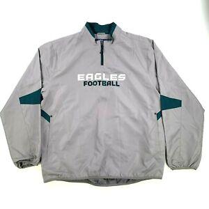 NEW NWOT VTG Philadelphia Eagles Rare Reebok Honeycomb Jacket Coat Windbreaker