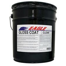 Gloss Coat 5 Gallon Bucket Clear Wet Look Solvent-Based Acrylic Concrete Sealer