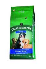 Christopherus für den älteren  Hund  12 kg Senior Hunde Trocken Futter