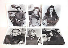 "Set of 6 ""V"" TV Series 8x10 Black & White Photo/Still-Michael/Ham/Diana/More!"