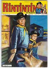 RINTINTIN n°162. Mensuel SAGEDITION 1983. TBE